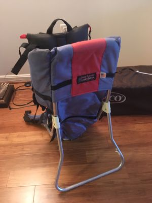 Baby hiking carrier for Sale in Fairfax, VA