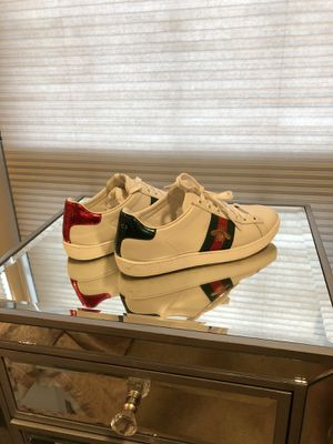 Gucci sneakers size 6 women for Sale in Fayetteville, NC
