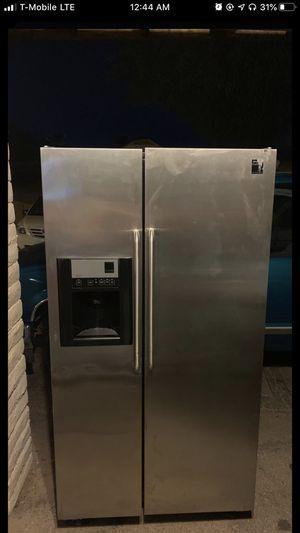 Whirlpool stainless steel refrigerator for Sale in Phoenix, AZ