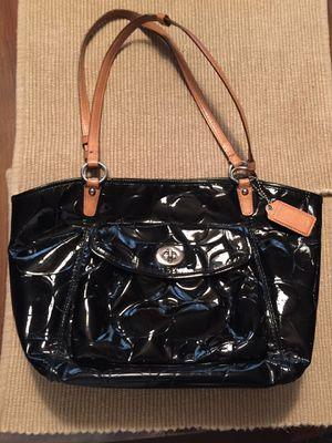 Black Coach Bag Purse Pocketbook for Sale in East Haven, CT