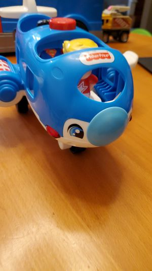Fisher Price Littke People Travel Together Airplane for Sale in Houston, TX