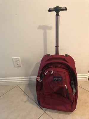 Jansport Roller Backpack for Sale in Irvine, CA
