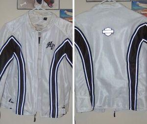 Harley Davidson lightweight jacket. Size Medium for Sale in Grand Prairie, TX
