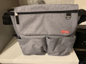 Skip hop diaper bag for Sale in Stockton, CA