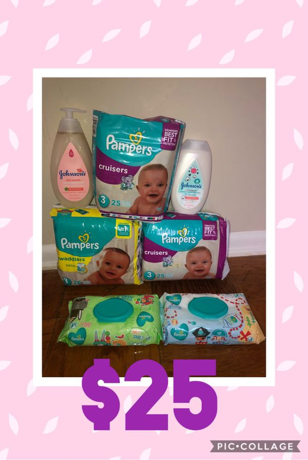 pampers bundle #2