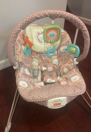 Fisher price baby bouncy seat! for Sale in Rockville, MD