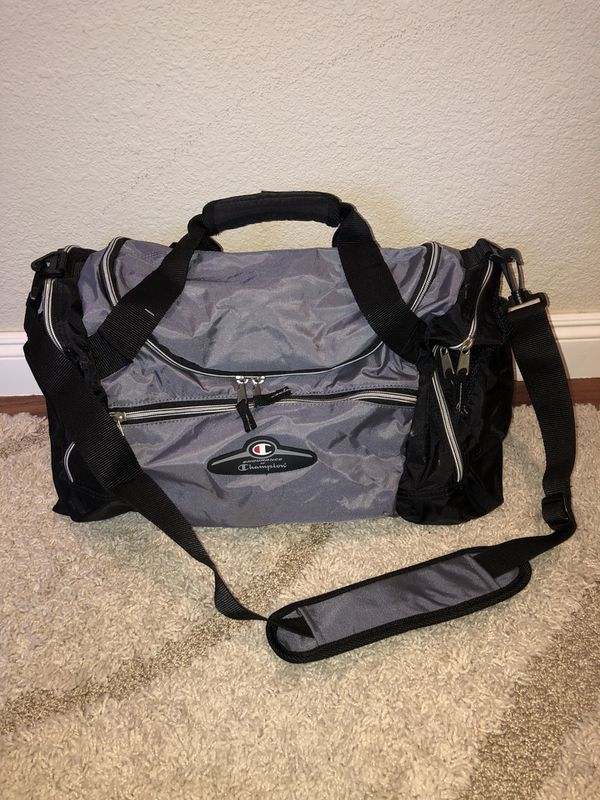 Champion duffel bag luggage gym sports bag carrier
