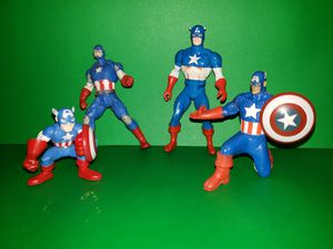 Captain America set B22 for Sale in Los Angeles, CA