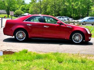 Red Cadillac CTS 2009 for Sale in Littleton, ME