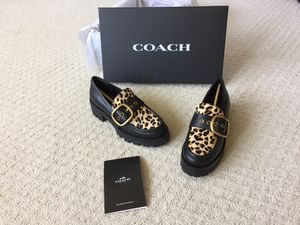 New Coach autumn shoes for woman size 5.5 for Sale in South Riding, VA