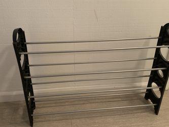 Black Shoe Rack for Sale in Hayward,  CA