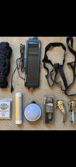 Motorcycle Gear Misc Items Lot Package for Sale in Los Angeles,  CA