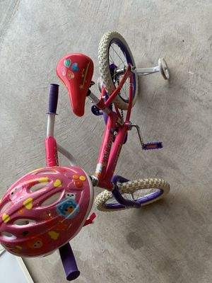 Bike and helmet for Sale in Aldie, VA