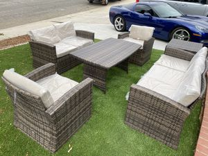 New outdoor patio set for Sale in Riverside, CA