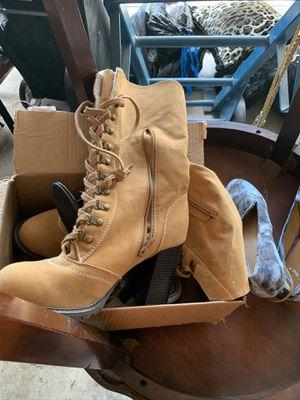 Shoes (Women's Size 10) Men's Size 12 & 13, Clothing Rack Etc.. for Sale in Austin, TX