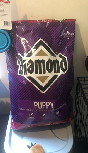 Diamond Puppy Food for Sale in Brentwood, NC