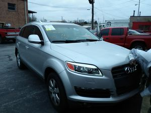 09 Audi Q7 148xxx miles for Sale in East Saint Louis, IL