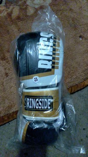 Ringside boxing gloves 14oz. for Sale in Santa Ana, CA