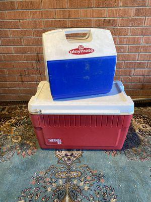 2 coolers for Sale in Denver, CO