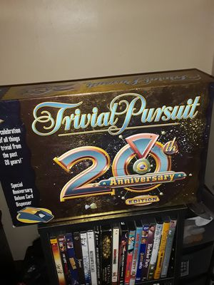 Trivial Pursuit Game for Sale in Akron, OH