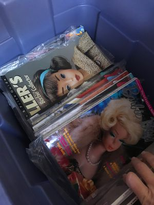 Barbie Magazine (new from 1990s - 2000s) $4 each for Sale in Riverside, CA