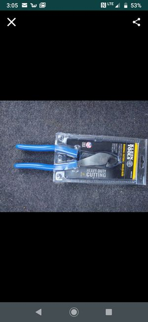 Klein pliers new firm$$ or I don't respond stupid offers for Sale in Modesto, CA