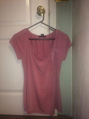 🌷Liz McCoy Size Large Pink Top Excellent Condition for Sale in Denver, CO