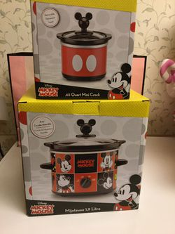 Micky mouse slow cooker for Sale in Novi,  MI