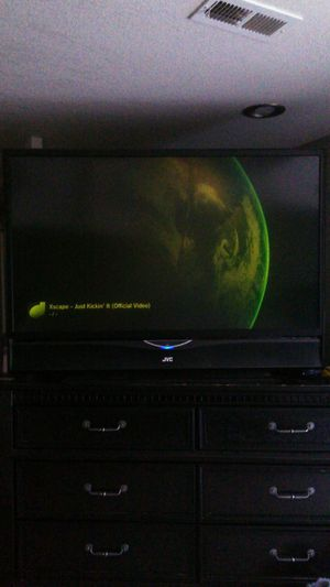 """JVC HD56G787 56"""" Inch TV for Sale in Kansas City, MO"""