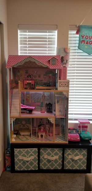 Dollhouse & Cars for Sale in BETHEL, WA