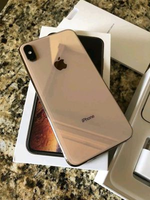 *AT&T* IPhone XS Max 256gb Gold for Sale in Rancho Cucamonga, CA