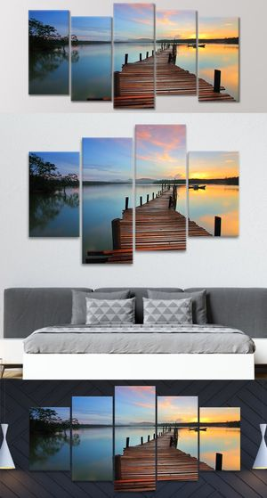 😍 Abstract Artwork Wall Art painting 🖼️Framed Canvas Go To 👉StunningCanvasPrints(dot)com Hundred of Designs FREE SHIPPING!🚚🚀✈️ for Sale in Miami, FL