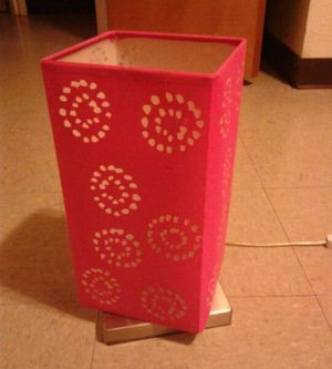 Pink Lamp for Sale in Saint Charles, MO