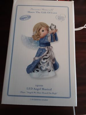 Precious Moments musical angel for Sale in Carson, CA