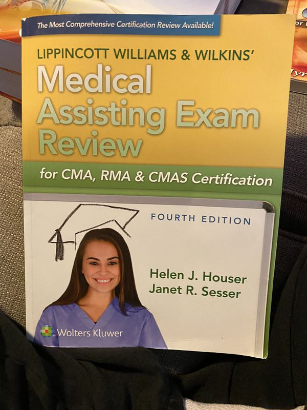 Medical assisting exam review