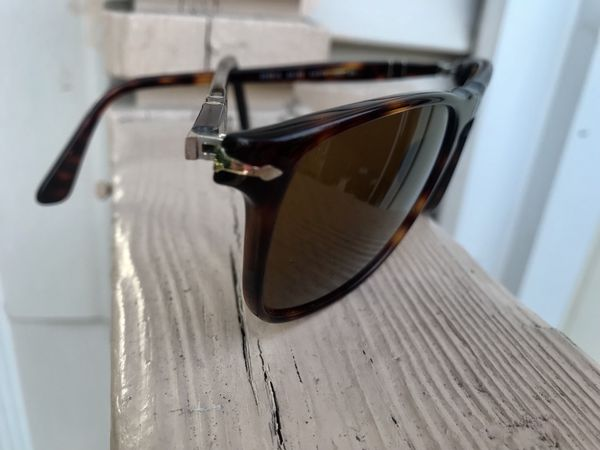 4f629df29ee PERSOL 3059S SIZE 54 POLARIZED RECTANGLE SUNGLASSES for Sale in ...