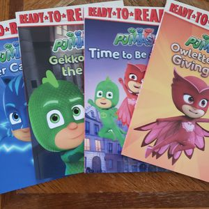 Pj Mask Books $3 Each Or All For $10 for Sale in Portsmouth, VA