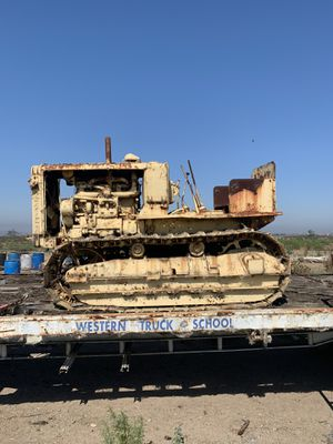 1940's CATERPILLAR DOZER D3 $1500 for Sale in San Diego, CA