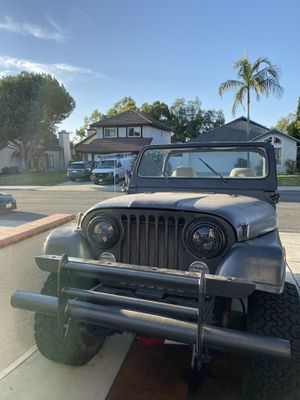 1980 Jeep CJ-5 for Sale in Oceanside, CA