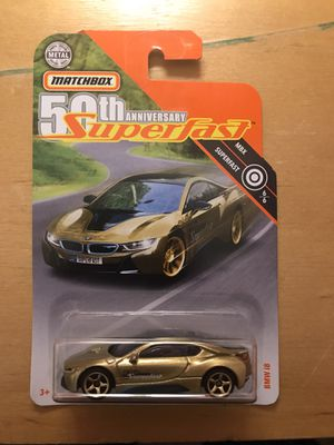 Matchbox 50th anniversary BMW 18 Gold for Sale in Middletown, MD