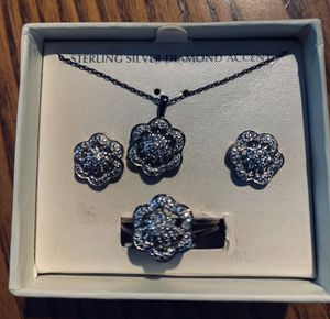 Sterling silver set for Sale in Chicago, IL