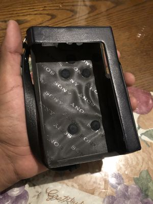 SONY Walkman TPS-L2 Original Blue Case! for Sale in Chino Hills, CA