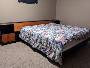 King bed frame for Sale in Omaha, NE