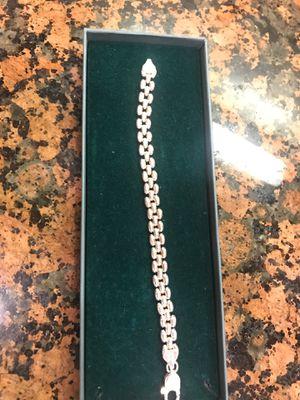 Sterling silver bracelet 925 for Sale in La Cañada Flintridge, CA