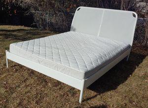 Modern Metal Queen Size Bed Frame for Sale in Denver, CO
