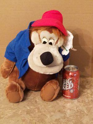 "15"" NEW Disney Brer Briar Bear Song South Stuffed Plush Splash Mountain Toy for Sale in Austin, TX"
