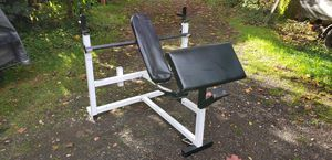 Parabody Bodysmith Workout Center 807 for Sale in Snohomish, WA