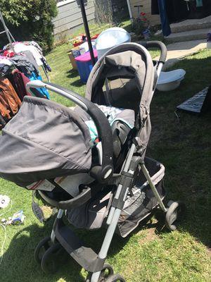 Stroller an car seat for Sale in Granger, WA