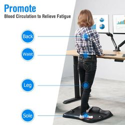 Ergonomic Design Anti Fatigue Standing Floor Foot Mat for Home Office for Sale in Wildomar,  CA