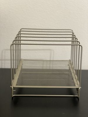 Metal File Organizer for Sale in Montclair, CA